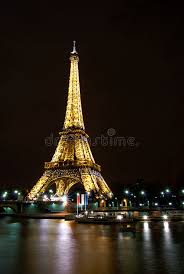 eiffel tower light show night light show of the eiffel tower in paris editorial stock image
