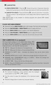 nissan frontier headlight adjustment nissan frontier 2008 d22 1 g quick reference guide