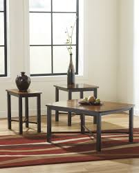 buy ashley furniture t231 13 fletcher 3 piece coffee table set