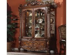 Kitchen Curio Cabinet Furniture Willmott Curio Cabinet Jonlou Home
