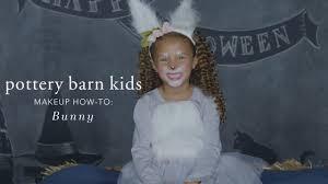cute halloween makeup tutorial bunny tutu costume for pottery