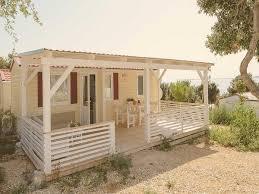 mobile home camping village šimuni pag islands pag uniline