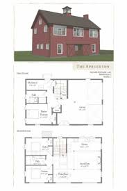 100 barn house floor plans bennington carriage house small