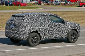 jeep family 2017 2017 jeep compact cuv spied to replace both patriot and compass