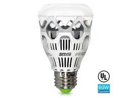 sansi 10w wifi led smart light bulb 800 lumen 3000 5000k