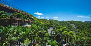 Saint Barts Map by Villa Blue Dragon Gouverneur St Barts By Premium Island Vacations