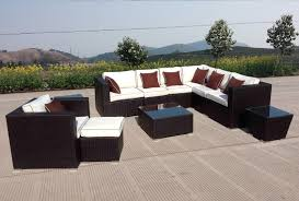 Outdoor Patio Sectional Furniture - outdoor patio sectional furniture sets