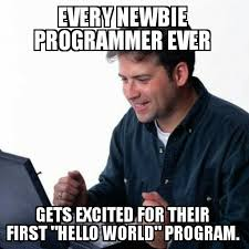 Programer Meme - devrant a fun community for developers to connect over code tech