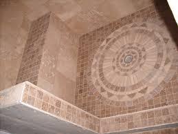 bathroom floor and shower tile ideas attractive shower floor tile ideas within bathroom in brown themed