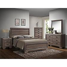 full queen bedroom sets amazon com farrow queen bedroom set kitchen dining