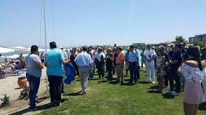 Blue Flag Beach Beach At Astir Odysseus Kos Awarded Blue Flag Certification