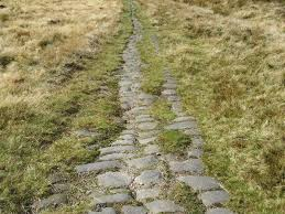 map of roads a modern map of britain s ancient roads atlas obscura