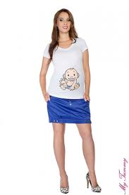 maternity clothes canada maternity skirt blue أزياء الحوامل my tummy maternity