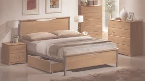 Beech Bed Frame Bed Beech Bed Frame With Storage Drawer