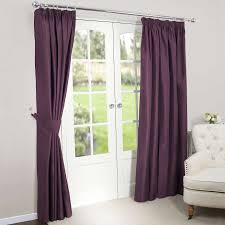 Navy Blue Blackout Curtains Purple Blackout Curtains Dark Gorgeous And Will Add Plenty Of