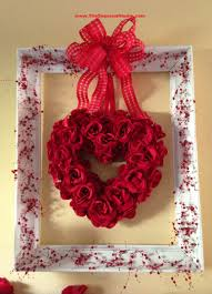 valentines home decorations a wooden frame can be any color because it u0027s easy to paint i