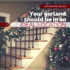 How To Decorate Banister With Garland Choosing The Perfect Garland For Your Home
