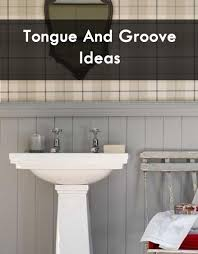 tongue and groove bathroom ideas 11 perfected tongue and groove projects interiors downstairs