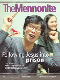 sang min lee following jesus into prison oct 2014 by the