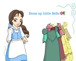 disney belle dress up games princess belle dress up ƹ ӝ ʒ