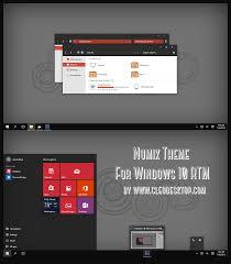 hot themes for windows phone numix theme for windows 10 rtm windows10 themes i cleodesktop