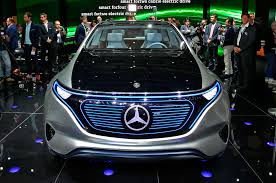 mercedes benz launching new electric brand motor trend