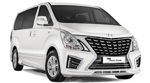 kereta lexus malaysia 2017 hyundai grand starex royale facelift rm169k