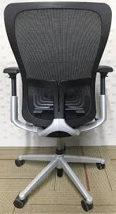 Zody Task Chair Cubes2u Haworth Zody Task Chair Refurbished Leather Vinyl