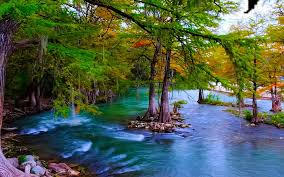 beautiful hd wallpaper mountain river with turquoise green water