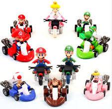 super mario bros tv movie u0026 video game action figures ebay