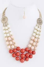 round bead necklace images 82 best ombre jewelry inspiration images jewelry jpg