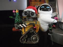 walt disney world ornament wall e and by lionkingrulez on
