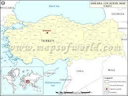 ankara on world map where is ankara location of ankara in turkey map