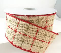 colored burlap ribbon christmas ribbon velvet and specialty