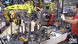 stuttgart porsche factory watching a porsche 911 gt3 being built is addictively fascinating