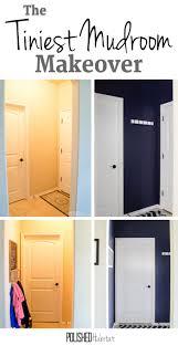 diy entryway organizer diy coat rack tutorial u0026 entryway organization products polished