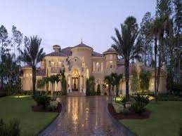 mediterranean luxury home plans