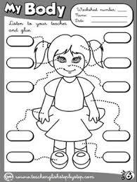 english teaching worksheets body parts parts u0027s body pinterest