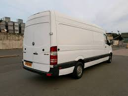 2008 58 Mercedes Sprinter 311 Cdi Lwb 6 Speed Manual Low Mileage
