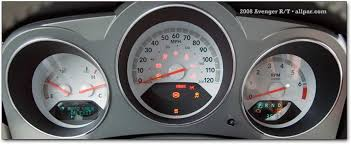 check engine light dodge avenger 2008 light in center of speedometer dodge avenger forum