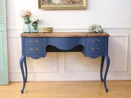 Shabby Chic Console Table Vintage Shabby Chic Vanity Desk Console Table With Flip