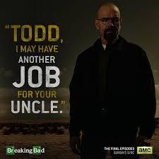 Todd Breaking Bad Meme - tweets and memes