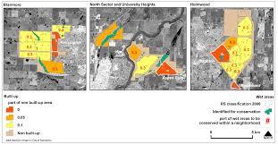 Saskatoon Canada Map by Sustainability Free Full Text Futures Analysis Of Urban Land