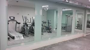 beautiful workout room mirrors 75 workout room mirrors opulent