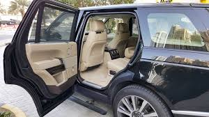 range rover back 2015 range rover se lwb u2013 what have they done ihab drives