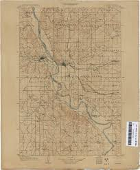 Nd Map North Dakota Historical Topographic Maps Perry Castañeda Map