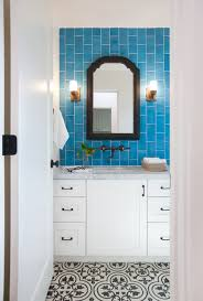 mexican tile bathroom designs an arcadia remodel gets a boho modern mix u2013 jaimee rose interiors