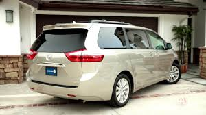 toyota sienna europe 2017 toyota sienna 5 reasons to buy autotrader youtube