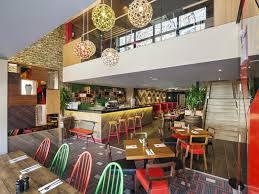 Fancy Fast Food Restaurant Interior Design Ideas Using Mexican - Fast food interior design ideas