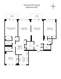 8 york street floor plans 245 east 87th street 8bc new york ny 10128 berkshire hathaway